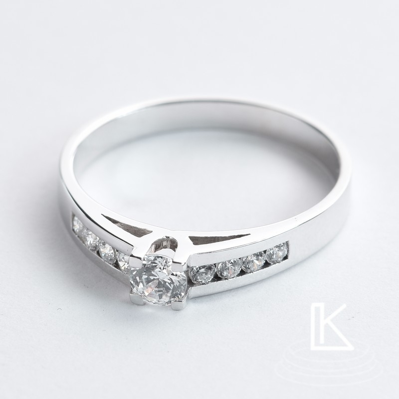 Zásnubní prsten č 6